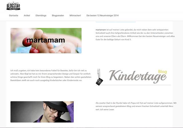 BlogStarEltern