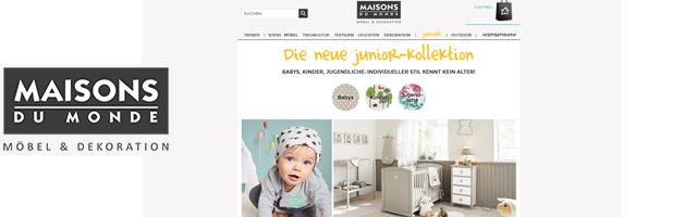 Einrichtungsshops-Maisonsdumonde