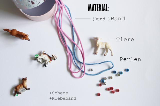 Tierketten-material