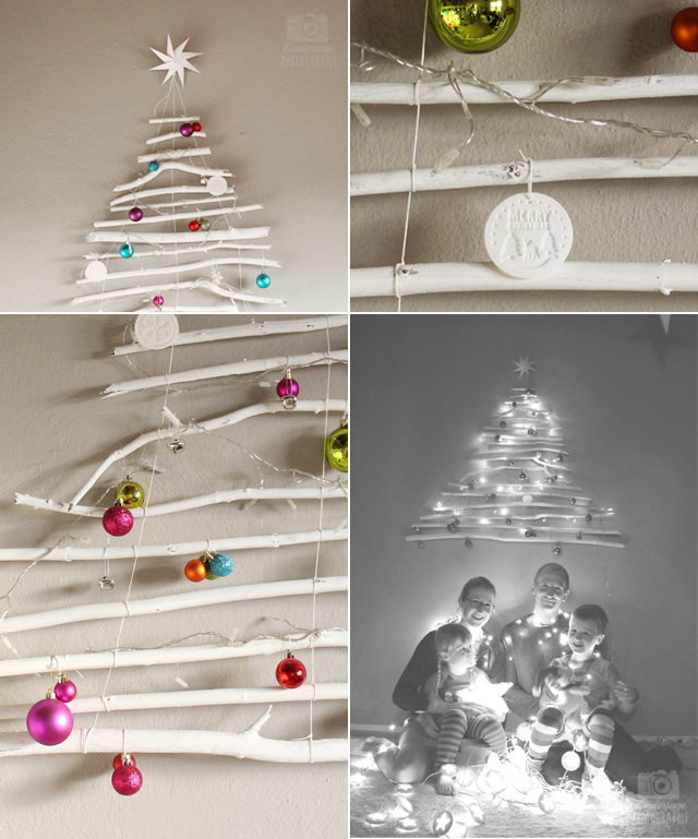 Christmasdeco2016 Part2 Collage Weihnachtsbaum